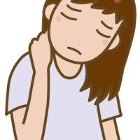 スマホ首、眼精疲労、肩こり