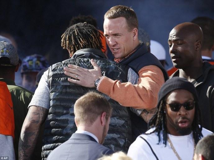 Super Bowl Win with Peyton Manning