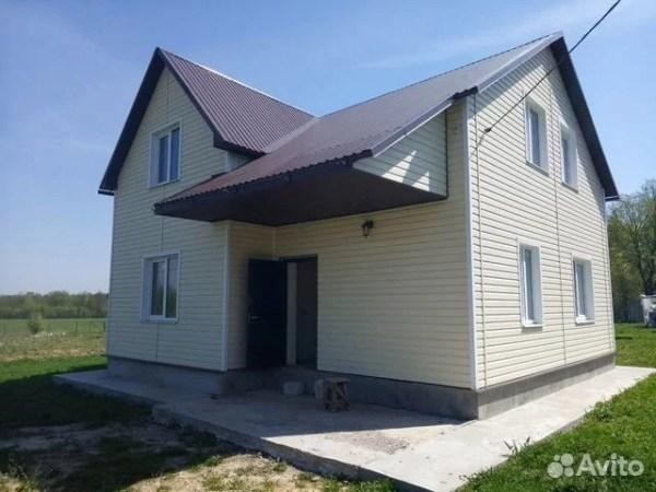 Дом 130 м² на участке 50 сот. - купить, продать, сдать или ...
