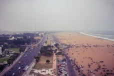 City and Marina Beach