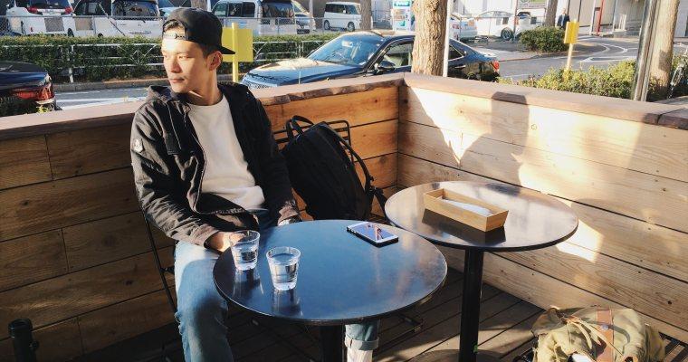 東京旅行 最高級蛋糕捲!涉谷咖啡廳Flannel Style Coffee戶外座位好悠閒