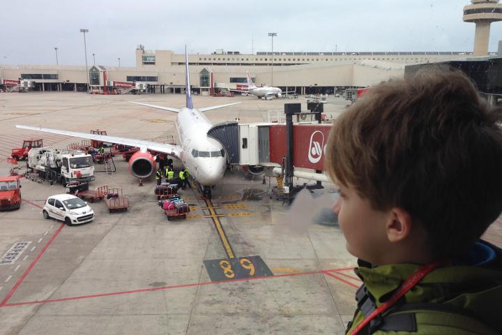 58GradNord Alleine reisen - ohne die Eltern am Gate