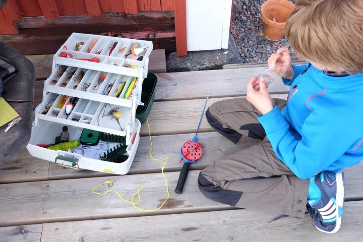 58 Grad Nord - Ohne eigenem Boot in die schwedischen Schären - Angeln in Sanden (Sankt Anna)