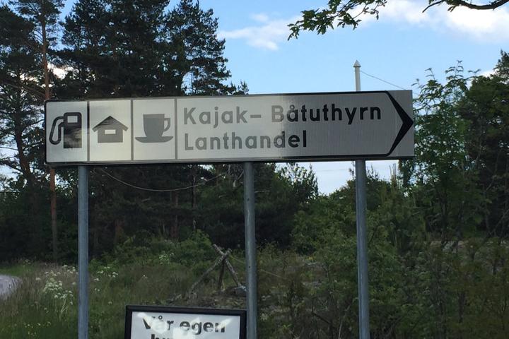 58 Grad Nord - Ohne eigenem Boot in die schwedischen Schären - Kajakverleih