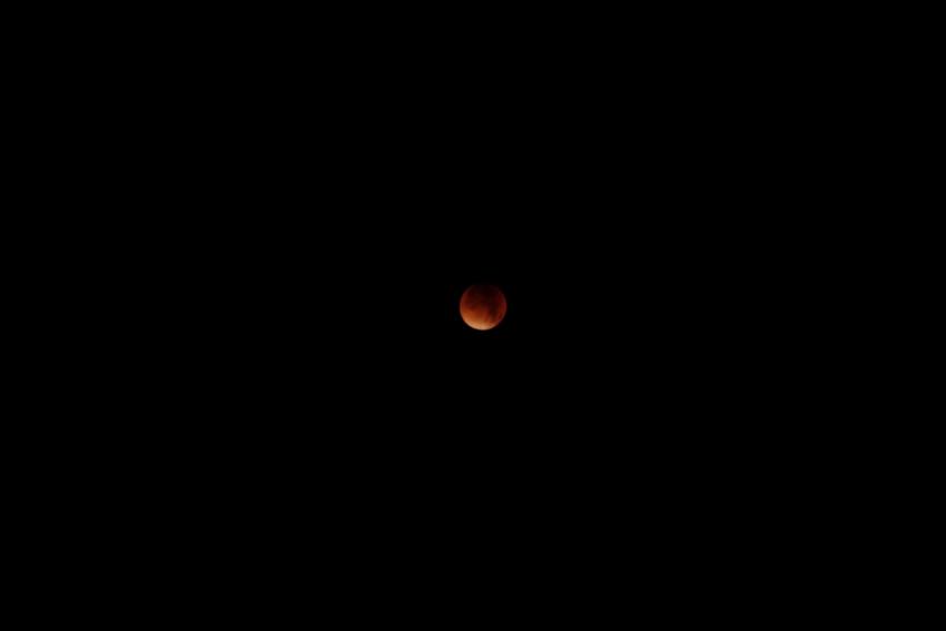 Der Blutmond!