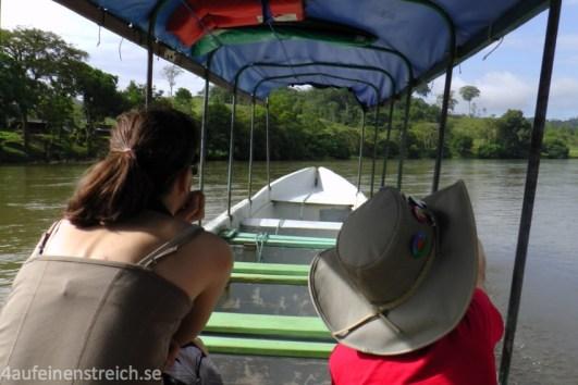 Auf dem Weg an die Grenze zu Nicaragua