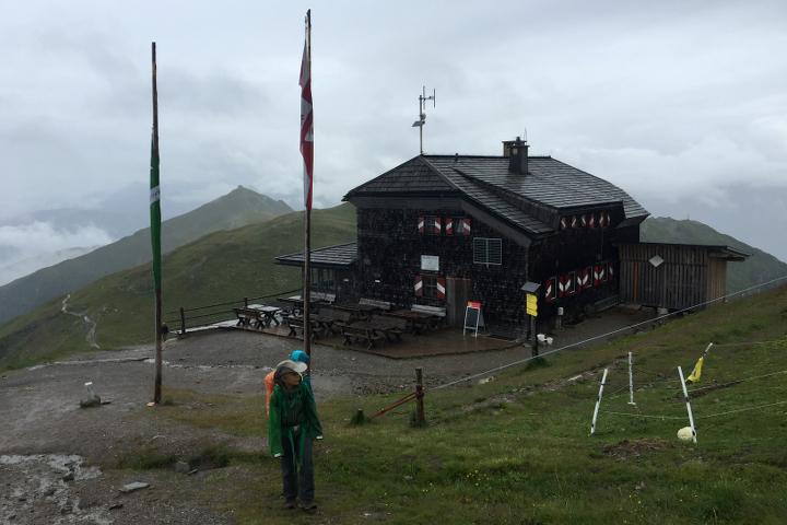 58GradNord - Karnischer Höhenweg Silianer Hütte