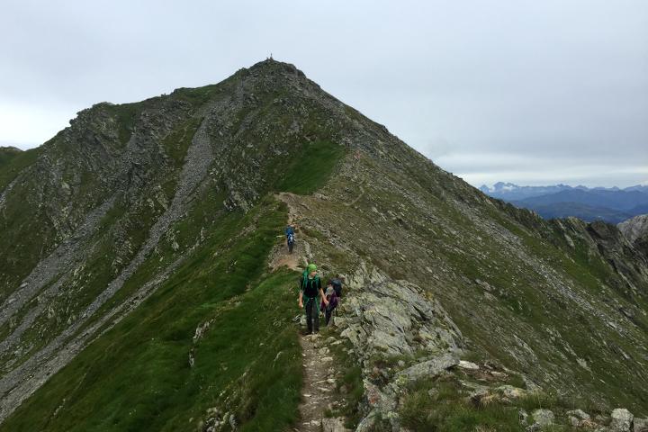 58GradNord - Karnischer Höhenweg - Pfannenstiel