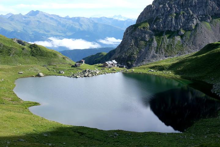 58GradNord - Karnischer Höhenweg Obstanserseehütte