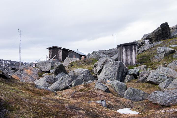 58GradNord - Trollsjö in Ärkevagga - Forschungsstation