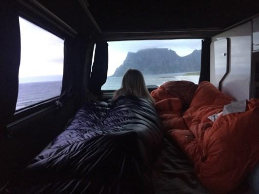 3-sits i sovläge ger en bekväm säng för 2 vuxna