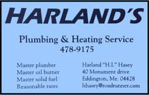 Harland's Plumbing & Heating