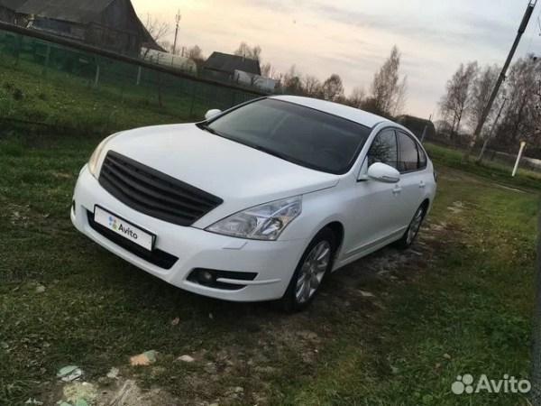Nissan Teana, 2008 купить в Смоленской области ...