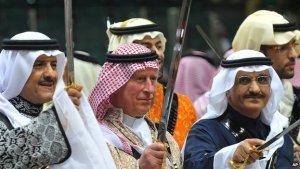Prince Charles Saudi