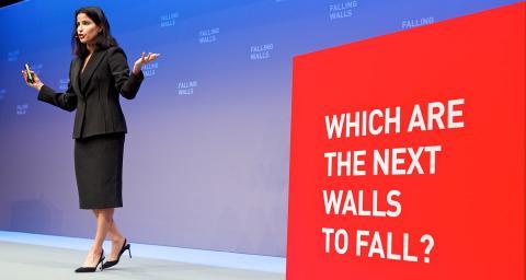 Ghada Falling-Walls
