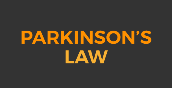 Parkinson's Law Retire Early