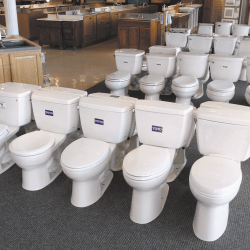 Toilets aka Rental Properties