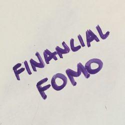 Financial FOMO draw
