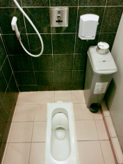 proper pooping training