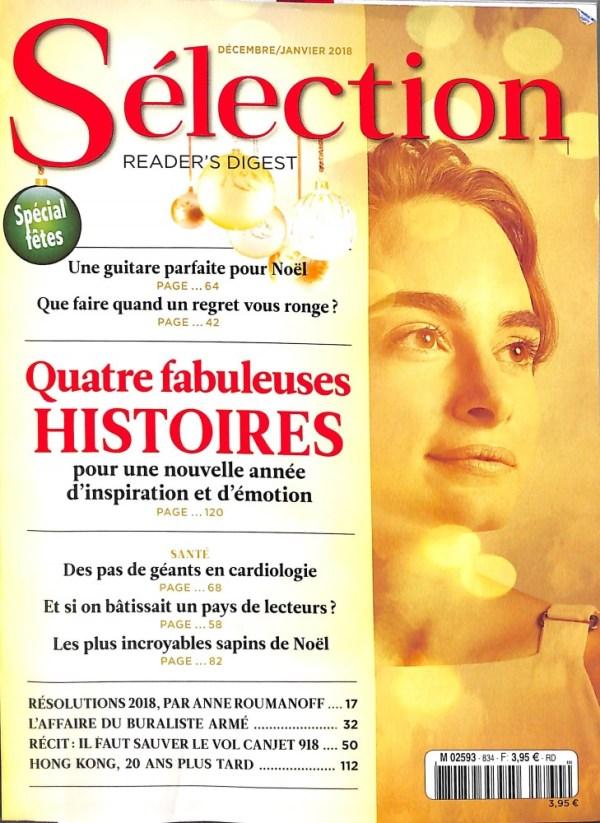 Abonnement Sélection du Reader's Digest - Toutabo Belgique