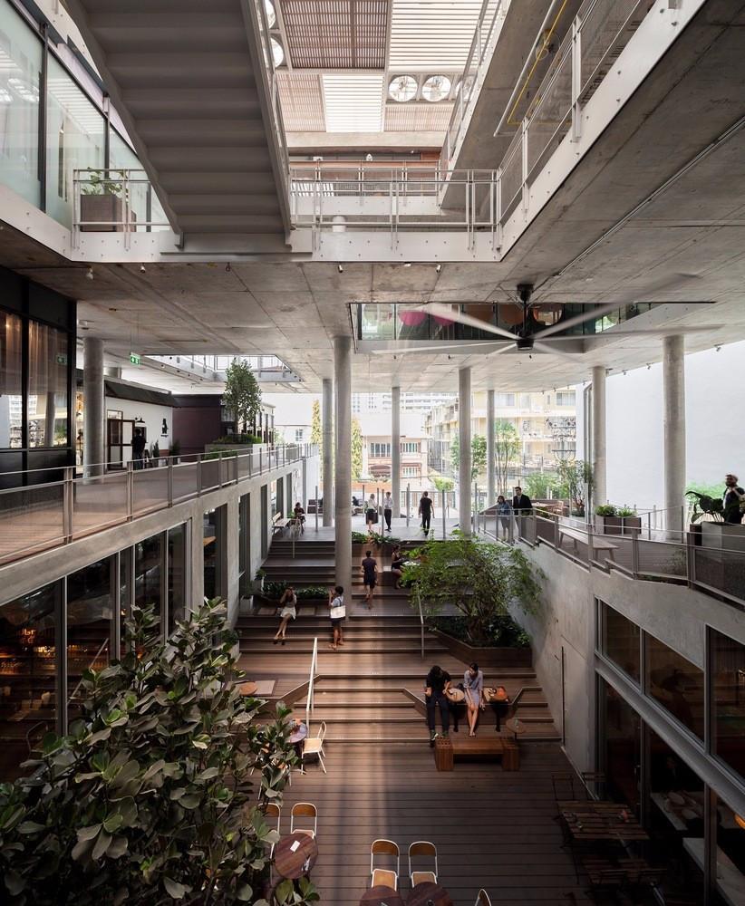 曼谷The Commons | Ins上時髦人的根據地!