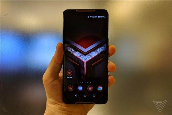 華碩ROG Phone遊戲手機發布