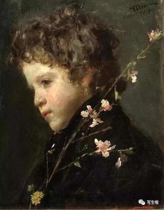 """【写生啦】被萨金特称为""""当今最伟大的画家""""丨意大利画家安东尼奥•曼奇尼-雪花新闻"""