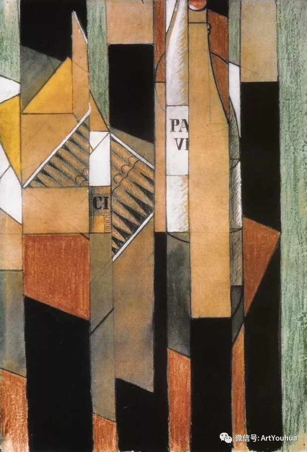 立體主義 西班牙畫家Juan Gris-雪花新聞