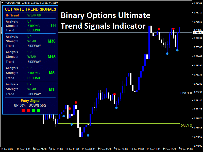 Binary options in c
