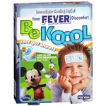 Be Koool Soft Gel Sheets, Kids, 4 ea
