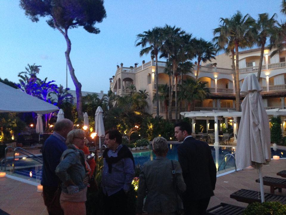 Presentación en Hotel El Coto