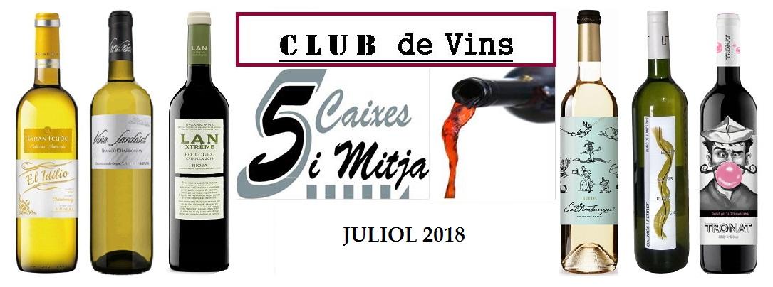 SELECCIO JULIOL CLUB DE VINS