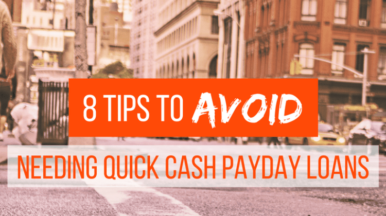 Av8 Tips To Avoid Quick Cash Payday Loans Real Pdl Help