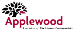 (Transparent) Applewood Logo