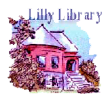 (Transparent) Lilly Library Logo