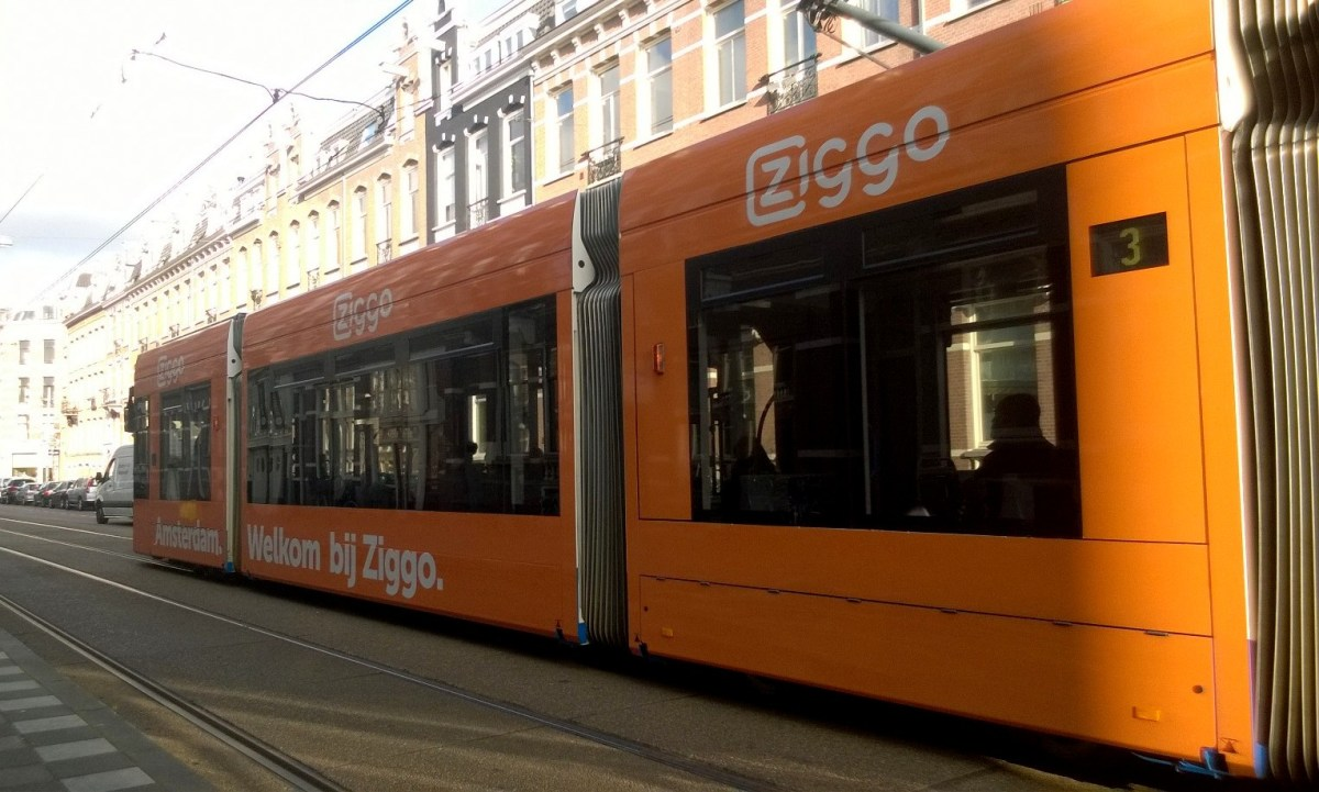 Giao thông công cộng tại Amsterdam