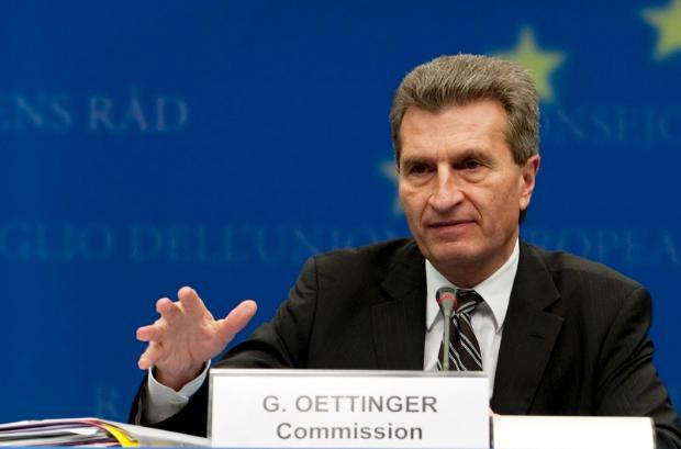 """Стойнев ще обяснява днес пред Йотингер за """"Южен поток"""" и лицензите на ЕРП"""