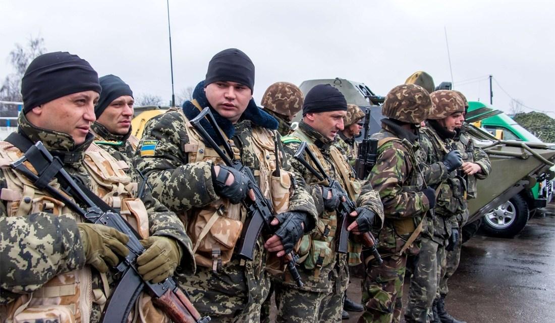 Киев обяви пълномащабна военна офанзива срещу проруските сепаратисти