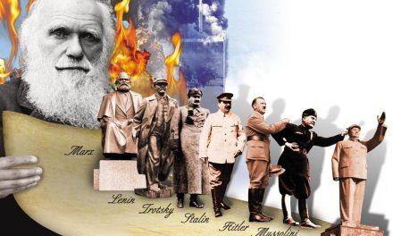 Дарвин и Хитлер