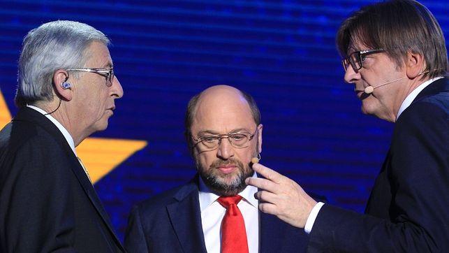 Размяна на клишета на дебата за Европа
