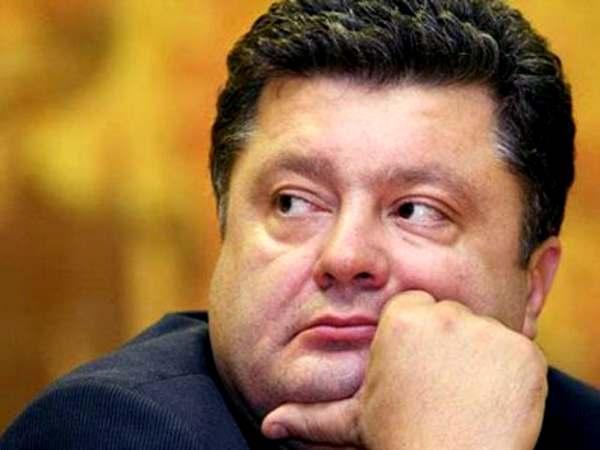 Унилата кампания на Петро Порошенко