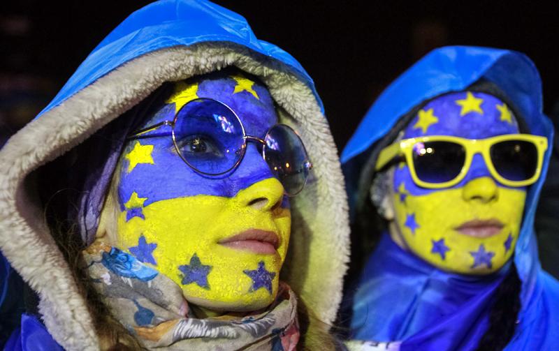Кой е против асоциирането на Украйна?