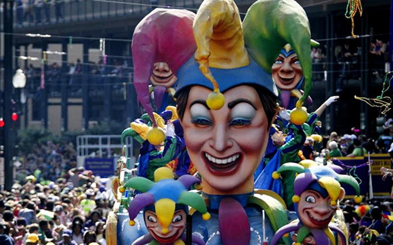 Плосък карнавал или прогресивен?
