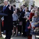 """Доналд Тръмп държа реч на """"Марш за живота"""""""