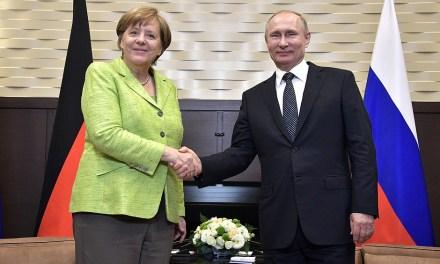 """Вътрешна опозиция срещу """"Северен поток 2"""" в партията на Меркел"""
