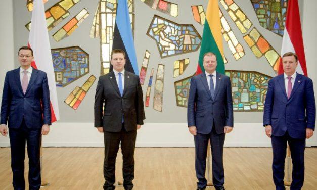 Прибалтийските държави се застъпиха за Полша