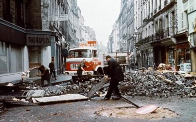 Париж,1968 и вечните Дионисии