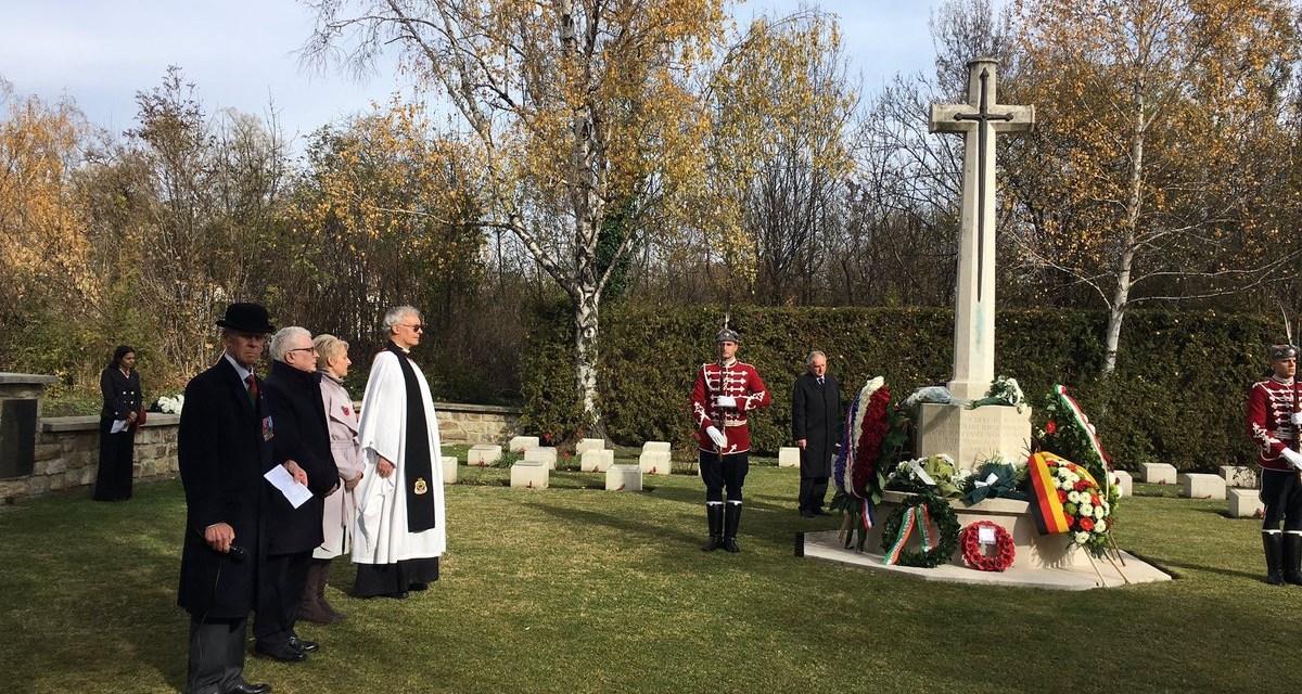 Още за военната памет и чуждите гробове