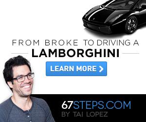 Tai Lopez 67 Steps
