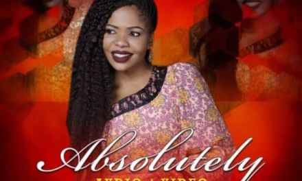 Gospel Music: Absolutely by Amaray (Video/Audio)